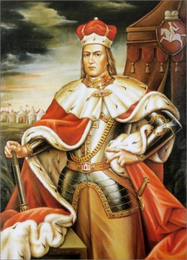 LDKistorija.lt/Iš Lietuvos valdovų riterystė labiausiai žavėjo Vytautą Didįjį.
