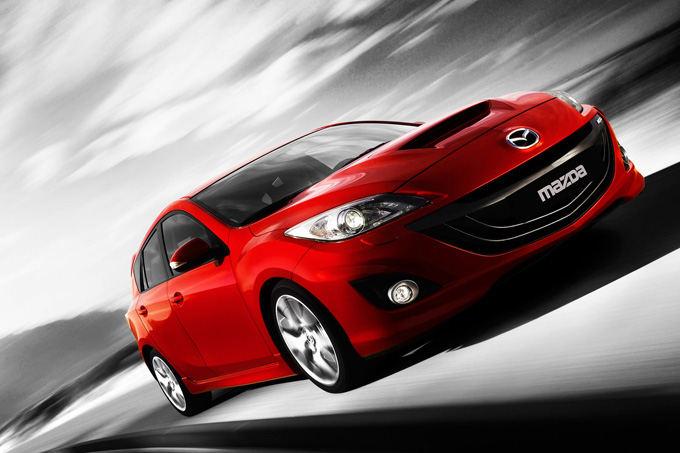 Gamintojo nuotr./Mazda 3 MPS
