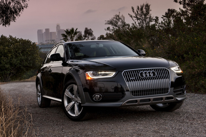 """Audi Allroad"""