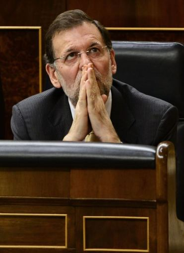 "AFP/""Scanpix"" nuotr./Mariano'as Rajoy'us"