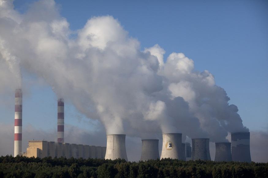 92 proc. energijos Lenkijoje išgaunama naudojant akmens anglis.