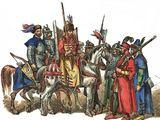 J.Mateiko pieš./Diplomatinės kelionės LDK laikais buvo pavojingos, pasiuntiniai neretai žūdavo.