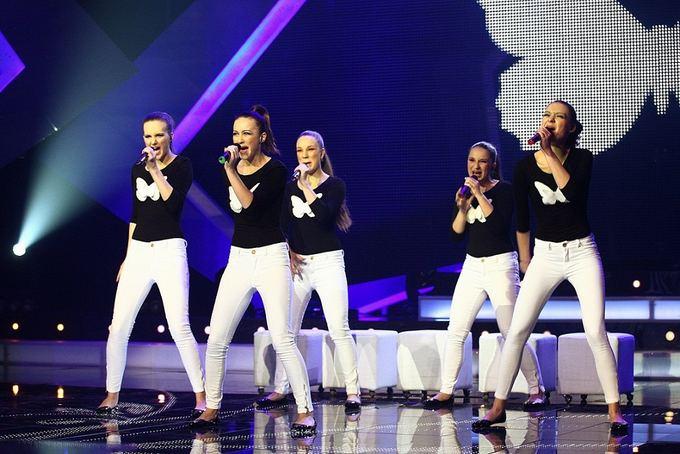 TV3 nuotr./Roxy 5