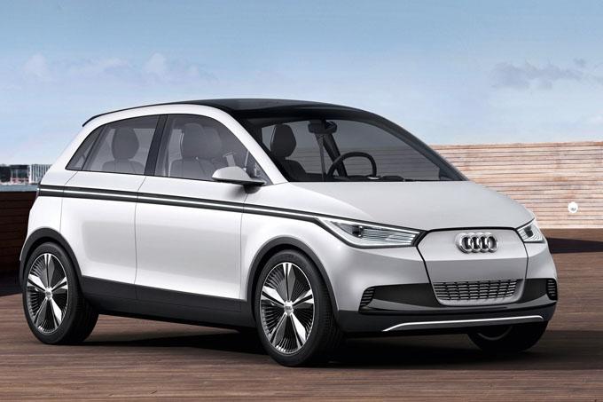"Koncepcinis ""Audi A2"""