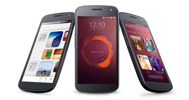 "Mobilioji ""Ubuntu"" versija"