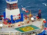AFP/Scanpix nuotr./Naftos platforma