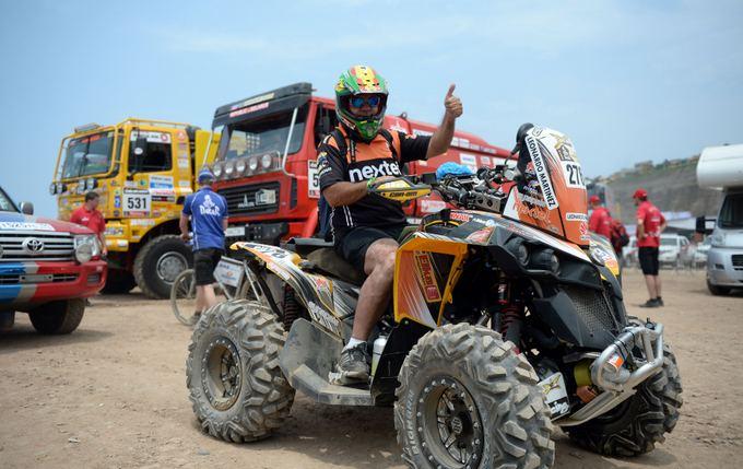 Dakaro ralio techninė komisija