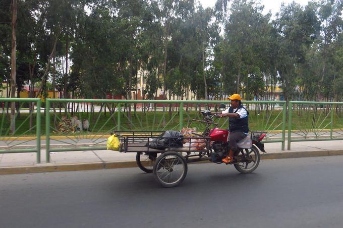 Tomo Tumalovičiaus nuotr./Peru sostinė Lima