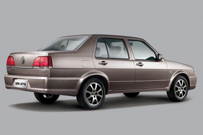 """Kinijos rinkai skirta 2011-ųjų """"Volkswagen Jetta"""""""
