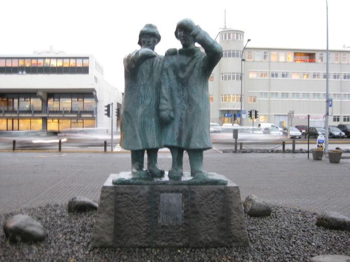 Dovilės `eduikytės nuotr./Islandija saugo savo žuvies iateklius