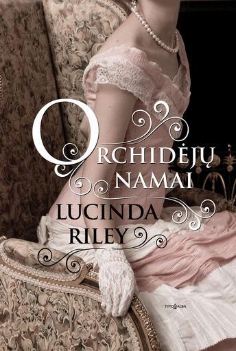 """Knyga """"Orchidėjų namai"""""""