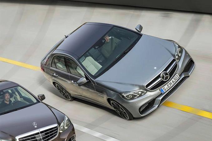 """""""Mercedes-Benz E63 AMG"""""""