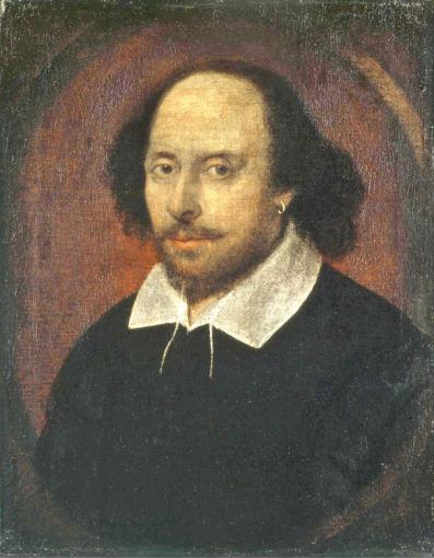 """Johno Tayloro piešinys/""""Wikipedia"""" nuotr./Williamas Shakespeare'as"""
