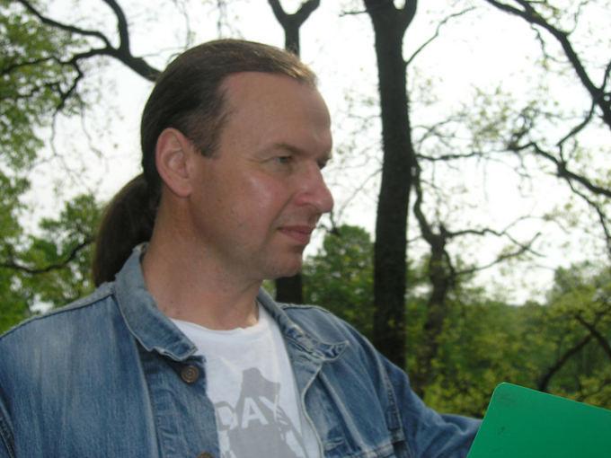 Nuotr. ia asmeninio archyvo/Archeologas Linas Girlevičius