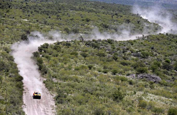 Scanpix nuotr./Dakaras: deaimtas etapas