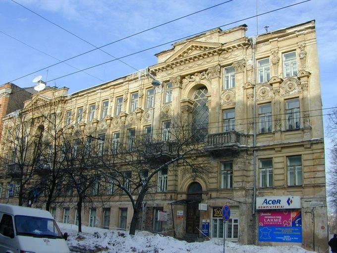 V.Pilipavičiaus nuotr./J.Basanavičiaus g. 15 namas