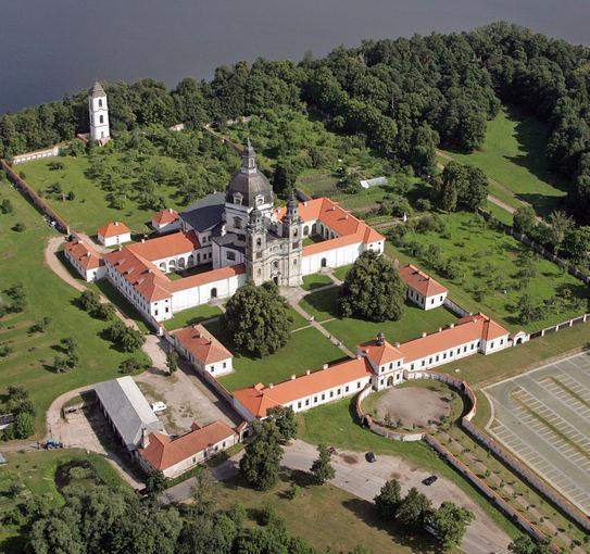 Kęstučio Vanago/BFL nuotr./Apie nuošalioje vietoje pastatytą Pažaislio vienuolyno ansamblį jau kelis šimtmečius sklinda daug legendų.