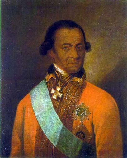 Petro I vergas Hanibalas