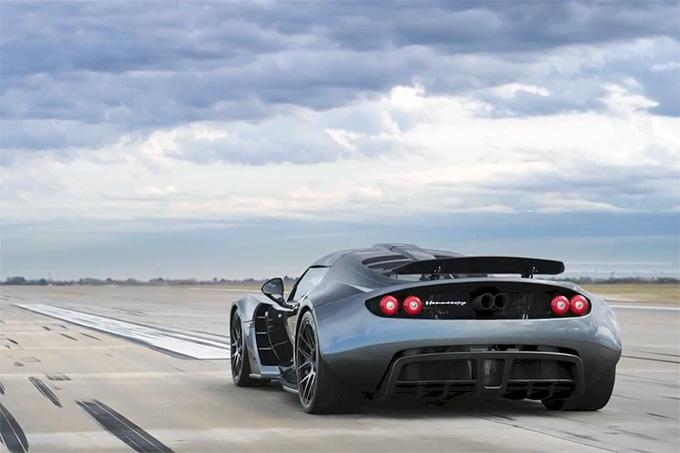 """""""Hennessey Venom GT"""""""