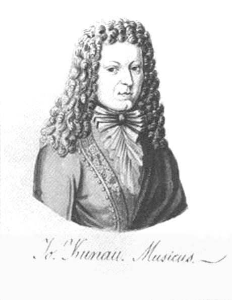 Johannas Kuhnau