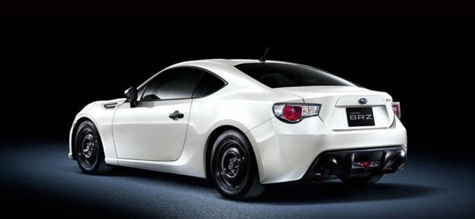 Gamintojo nuotr./Subaru BRZ RA Racing