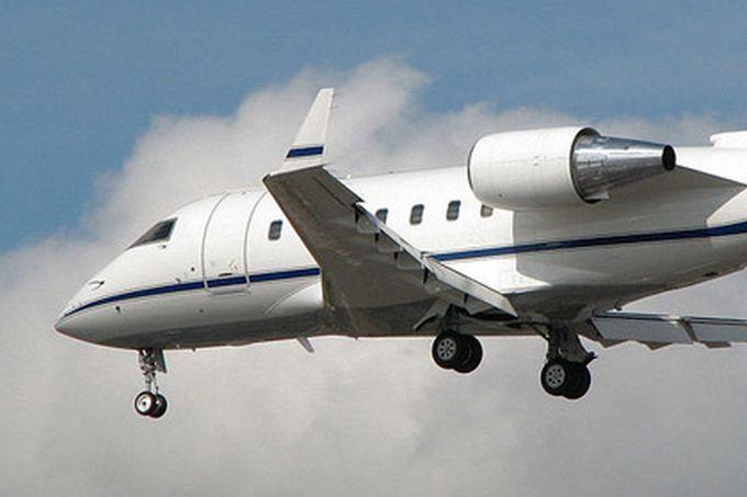 """Lėktuvas """"Challenger 200"""""""
