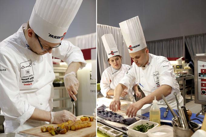 Scanpix nuotr./Liono mieste Prancūzijoje vykstantis kulinarinis konkursas Bocuse dOr