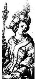 Lenkijos, Lietuvos, Vengrijos ir Čekijos karalių motina Sofija Alšėniškė