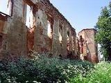 Alšėnų pilies griuvėsiai