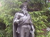 Jogailos ir Sofijos anūkas - pirmasis Prūsijos didysis kunigaikštis Albrechtas Hohencolernas
