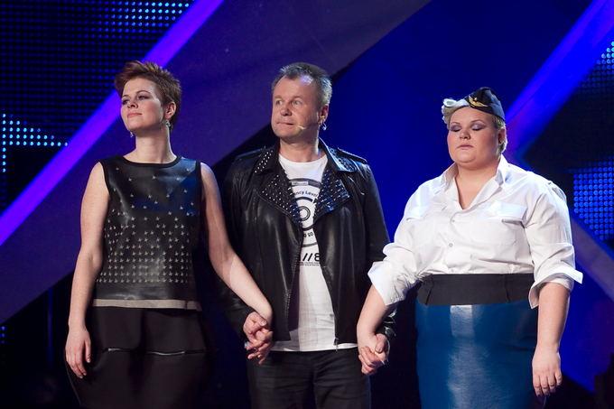 Giedrė Vokietytė, Saulius Urbonavičius-Samas ir Ugnė Valinčiūtė
