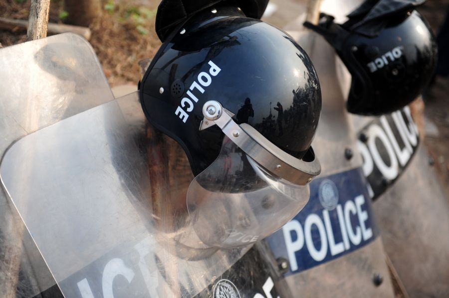 Bangladešo policija
