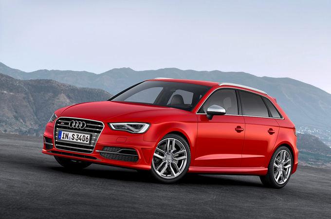 Gamintojo nuotr./Audi S3 Sportback