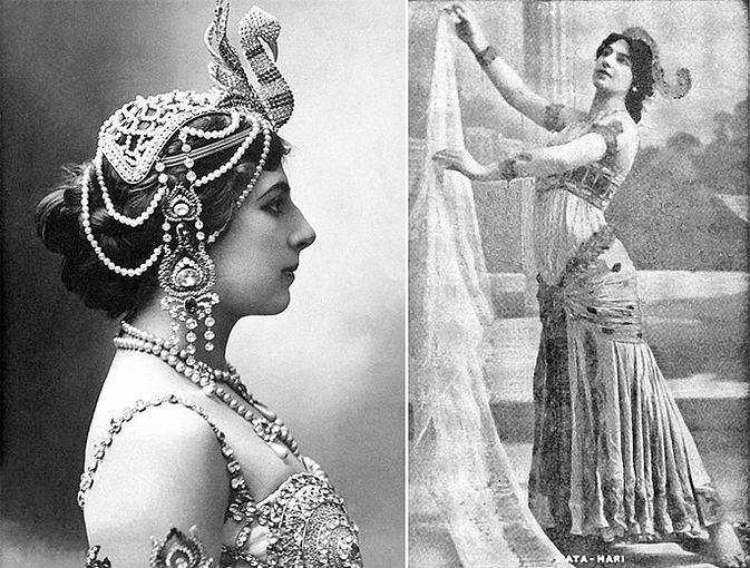 Scanpix ir wikipedia.org nuotr./Mata Hari