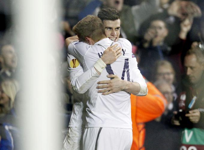 Reuters/Scanpix nuotr./Garethas Bale'as