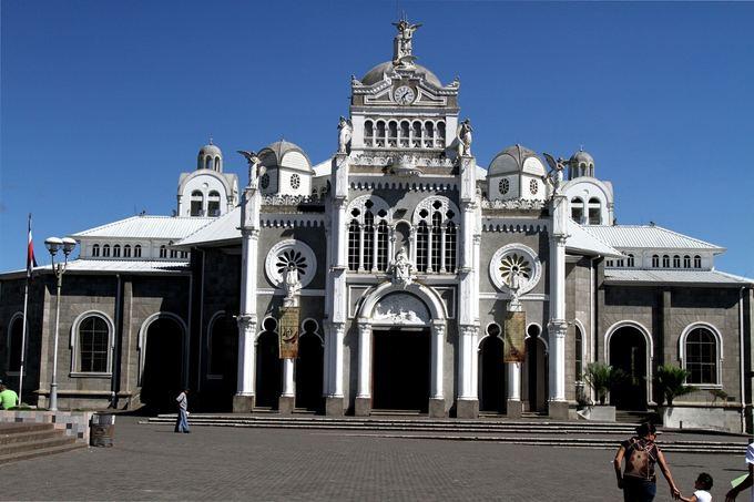 Evelinos ir Karolio nuotr./Nepaprasto grožio Kartago (Cartago) bažnyčia