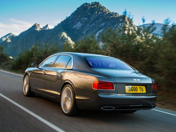 Bentley nuotr./Bentley Continental Flying Spur