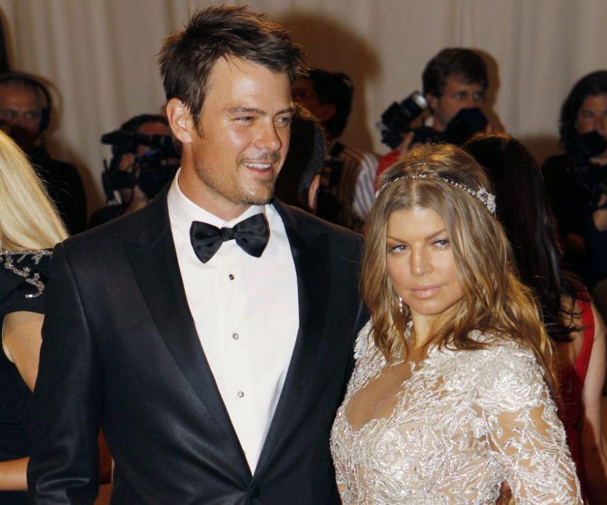 Reuters/Scanpix nuotr./Fergie ir Joshas Duhamelis