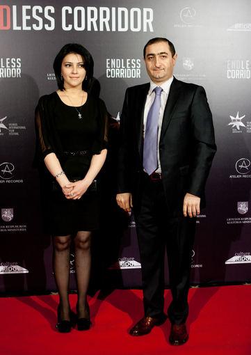 Gretos Skaraitienės/Žmonės.lt nuotr./Azerbaidžano ambasadoriaus Hasanas Mammadzadas