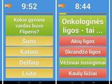 """Google Play"" iliustr./Lietuviškas proto lavinimo žaidimas ""Kviz!"""