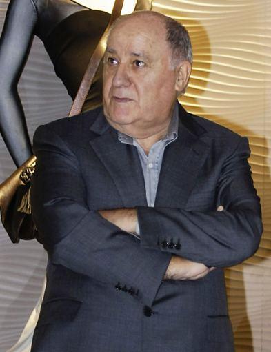 """Scanpix"" nuotr./Amancio Ortega"