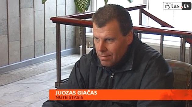 Juozas Giačas