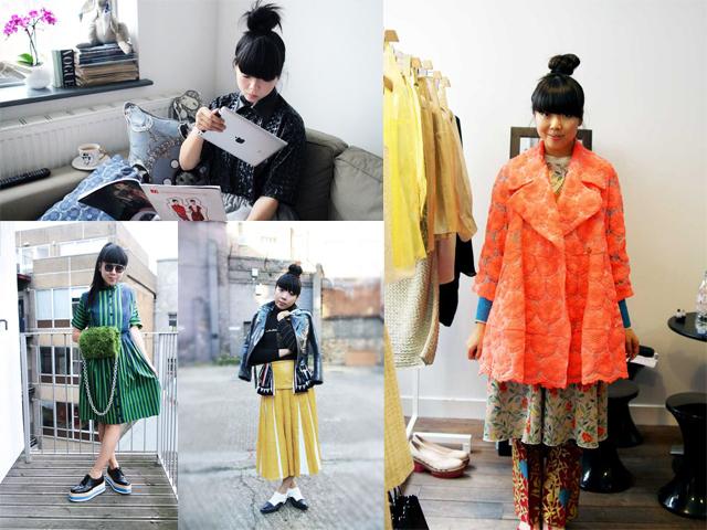 stylebubble.co.uk nuotr. / Tinklaraštininkė Susie Lau