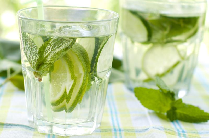Agurkų mėtų gėrimas svorio metimui. Svorio netekimas hurstville