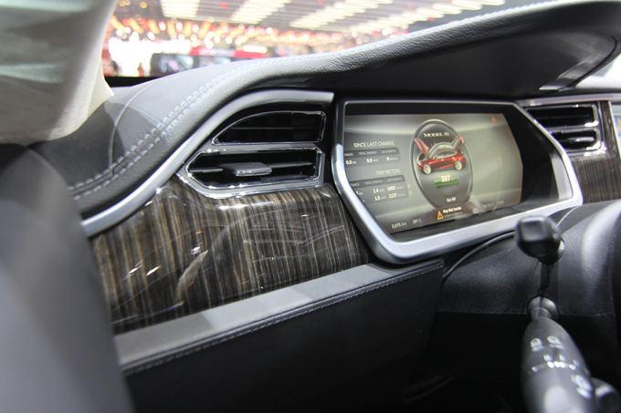 Mato Buzelio nuotr./Tesla Model S