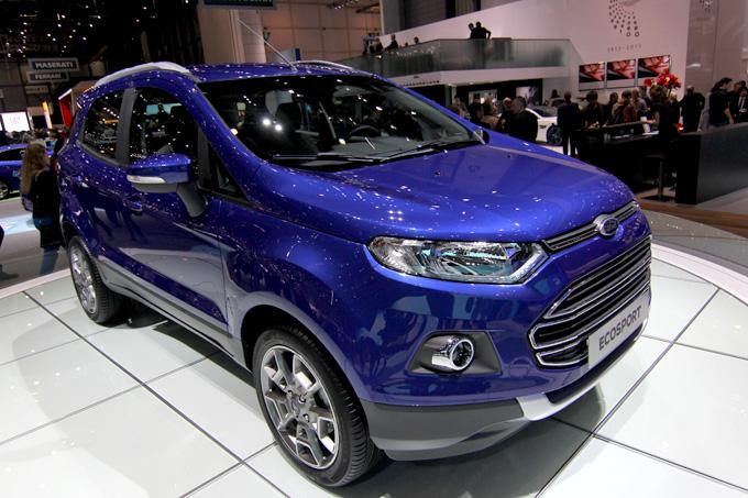 """Ford EcoSport"""