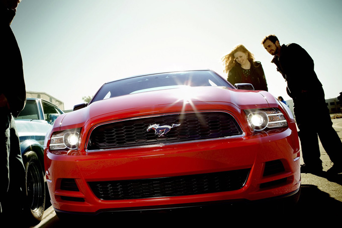 """""""Ford Mustang"""""""
