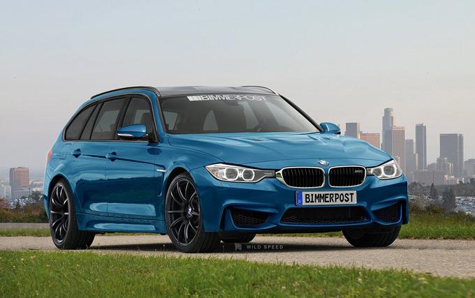 """""""BMW M3 Touring"""""""