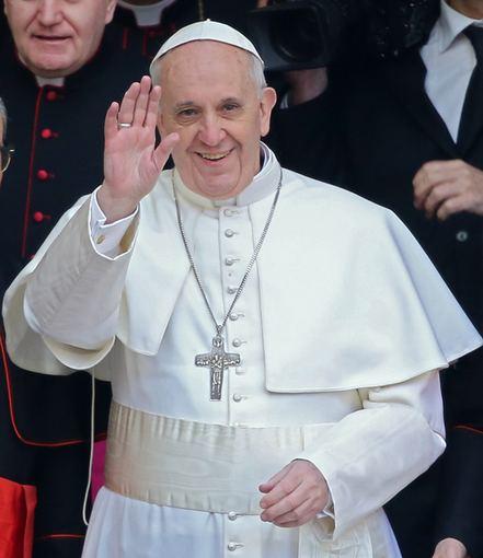 """Reuters""/""Scanpix"" nuotr./Popiežius Pranciškus"