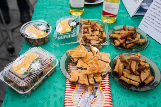 Vilniečiai kviesti paragauti spurgų, keptos duonos ir pyragėlių su GMO